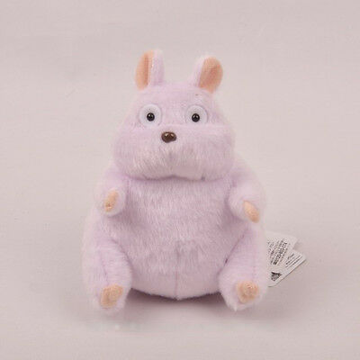 Original Studio Ghibli Spirited Away 17cm Super Cute Mouse Soft Plush Doll