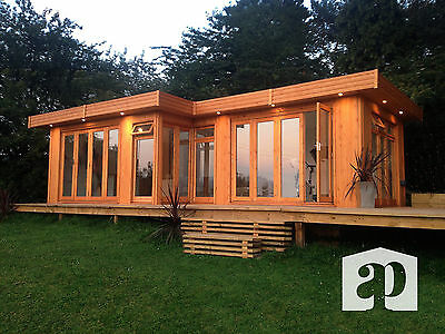 Garden Room/garden Office/summer House/log Cabin/granny Annexe