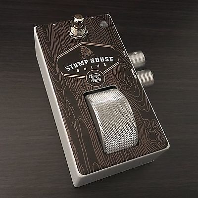 CLASSIC AUDIO EFFECTS - Stumphouse Drive Overdrive Roller Guitar Pedal