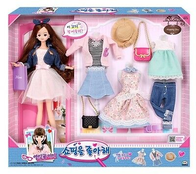 korean doll Mimi 2016 NEW  likes to shopping