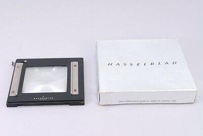 【AB- Exc】 Hasselblad Ground Glass Focusing Screen Adapter 41025 for SWC #2206