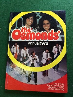 The Osmonds Annual 1976