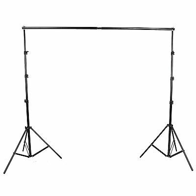 US Local 10x9 FT 2.8x3m Photography Studio Background Support Backdrop Stand
