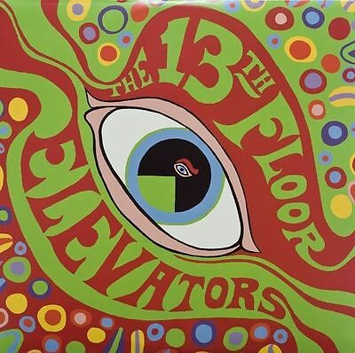 Lp The 13Th Floor Elevators Psychedelic Sounds Of Vinyl Mono Sundazed