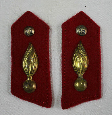 Ww2 Greek Greece Army Badges For Military Uniforms Officer General 1938