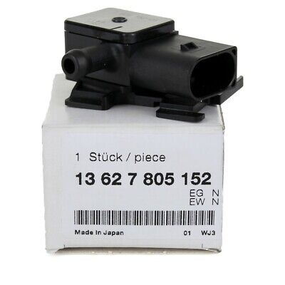 ORIGINAL BMW Abgasdrucksensor Differenzdruck 13627805152 1er 3er 5er X1 X3 X5