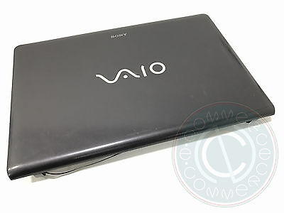 Sony Vaio P Top Cover Lid Back Display Case Scocca Screen Vpceb3J1E