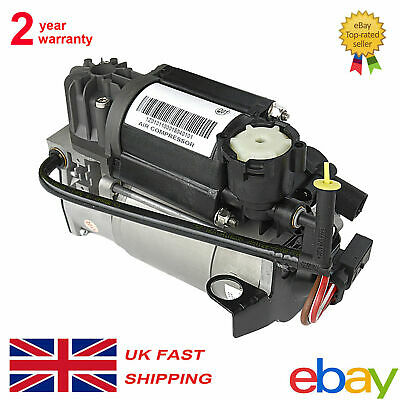 For Mercedes E/ S-Class Airmatic Air Suspension Compressor Pump NEW 2113200304