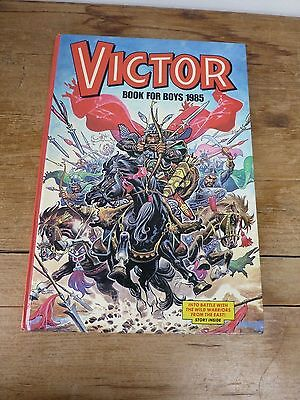 Victor Book for Boys 1985
