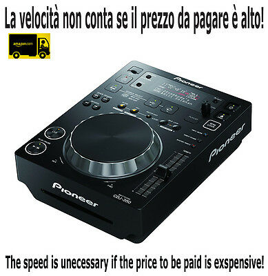 Deck Hi-Fi CD Players Digital multimediale CDJ 350 Pioneer disk jockey