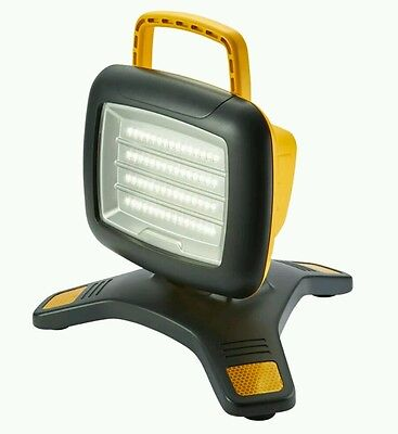 Nightsearcher GALAXY PRO Portable Rechargeable LED Flood Work Light 3500 Lumens