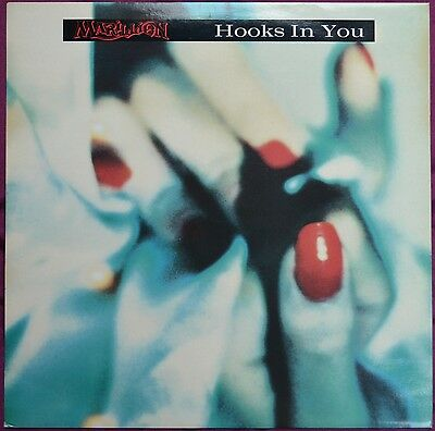 "Marillion – Hooks In You 12"" – 12 MARIL 10 – Ex"