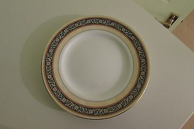 Wedgewood India Gold Plate 15 1/2cm