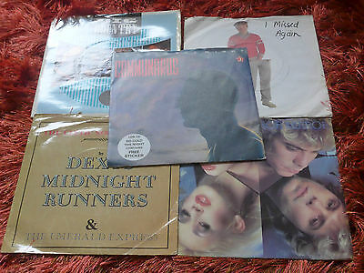 """A Collection Of 20 7"""" Singles From The 1980's (Job Lot 3)"""