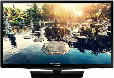 """Samsung 24"""" HD Ready 720p LED TV Freeview HDMI USB Media Player Hotel Mode"""