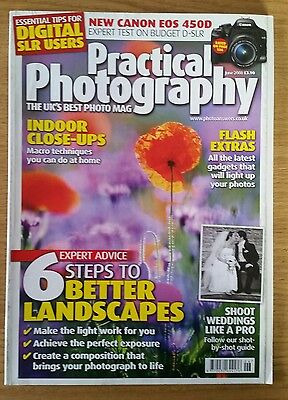 Practical Photography Magazine, June 2008 Edition.