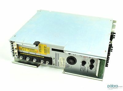 Indramat AC-Servo Controller Power Supply,TVM 2.2-050-220/300-W1/220/380