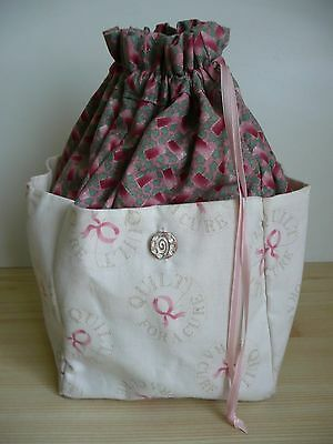 Pattern for Square Dolly Sewing Bag