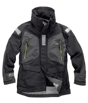 BNWT 2016 Gill OS2 Offshore Jacket (OS22J) in Graph size XS-RRP £249. NOW £199