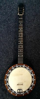 Very Old Zither Banjo