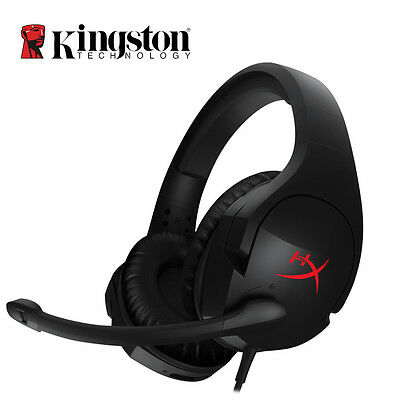 Kingston HyperX Cloud Stinger Gaming Headset Headphone With Mic For PC PS4 XBOX