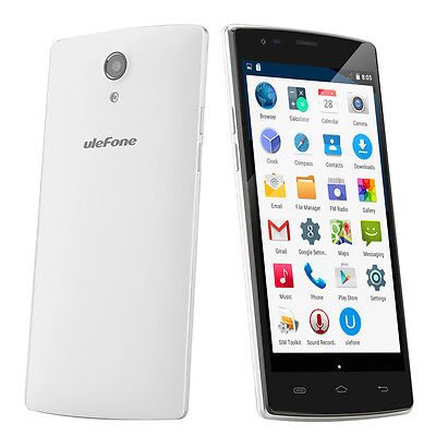 Ulefone Be Pro 4G Android 5.0 Smartphone - 5.5 Inch IPS OGS Screen, Quad Core CP