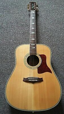 Tanglewood Heritage TW1000 Dreadnought Acoustic Guitar - All solid wood