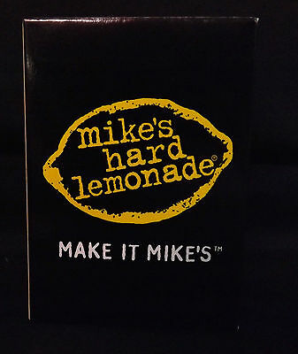 """Mike's Hard Lemonade Playing Cards. """"Make It Mike's"""" Brand New"""