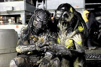New 6 X 4 Photograph Behind The Scenes Alien 4