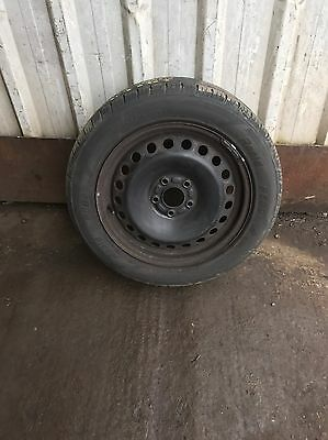 Mondeo 205/55/16 Wheels And Tyres Set Of 4