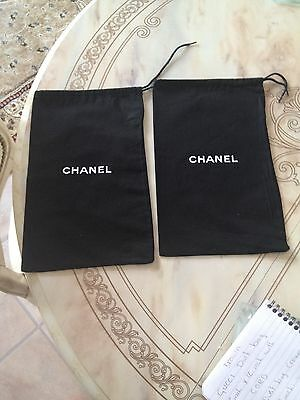 2 Chanel Dust Bags New