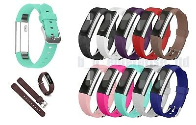 FOR Fitbit Alta Band Secure Strap Wristband Buckle Bracelet Fitness Tracker