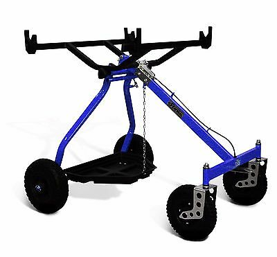 Kart Stand Stone Kart Components 1 Person Easy Lift Evolution Folding/Lifting