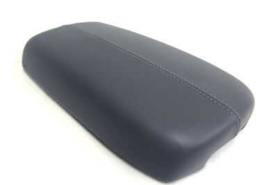 Center Console Armrest Leather Synthetic Cover for Kia Sorento 11-13 Gray