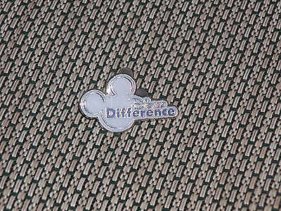 Disney Trading Pin-Cast Member Exclusive Disney Difference Mickey Mouse Head