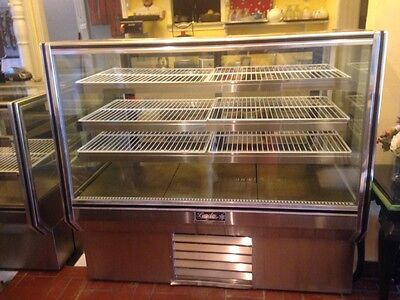 """Leader 57"""" Refrigerated Bakery Display Case #HBK57 Gently Used (3yrs)"""