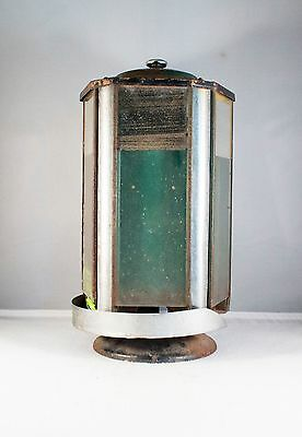 Vintage 1920's Wrigley's Gum rotating merchant store counter top display- RARE