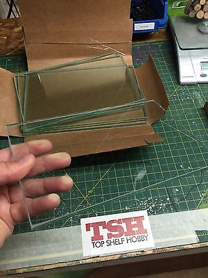 3D Printer Heated Bed Glass Build Plate Makerbot Flashforge Creator Pro 8x5