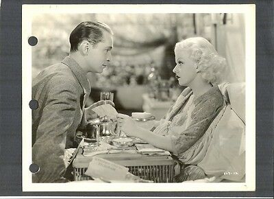 Breakfast In Bed With Jean Harlow - Exc Cond 1935 Dblwt Key Book Photo ! Nice