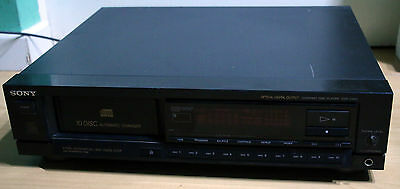 Sony CDP C-900 - 10 Disc Automatic Changer
