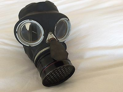 Gas mask civilian duty World War Two respirator