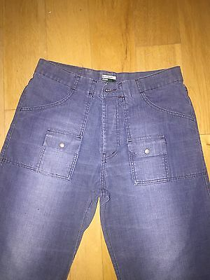 PAUL SMITH VINTAGE 1970s STYLE FLARES 34x34