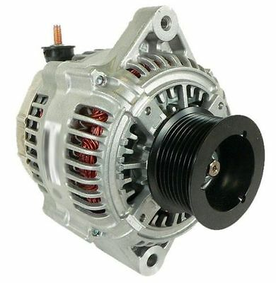 New Alternator For John Deere Marine Engine 8.1 6081AFM01 6125AFM75 2004-2007