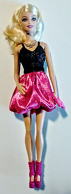 Barbie 2013 Barbie Life In The Dreamhouse Barbie Deboxed Brand New No Box