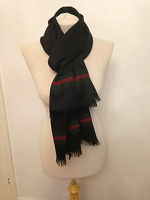Gucci Scarf Black