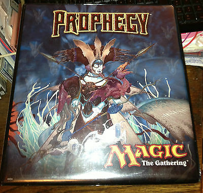 Magic The Gathering Prophecy Trading Card Binder