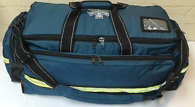 EMS/EMT Medic First Responder Ambulance X-Tuff Oxygen and Airway Trauma Jump Bag