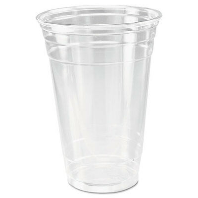 SOLO Ultra Clear Cups 20 oz PET 50/Bag 600/Carton TP20
