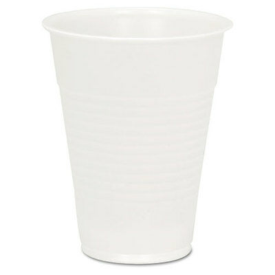 Boardwalk Clear Plastic PETE Cups 10 oz. 45/Bag YP10C