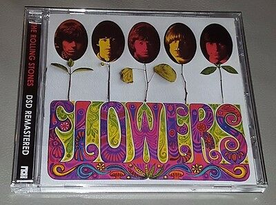 The Rolling Stones Cd ! Flowers